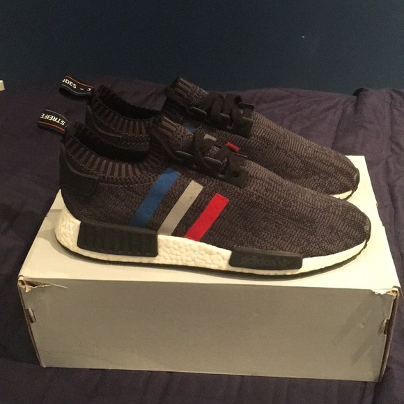 e9d79d229bb adidas Other - Adidas Nmd R1 Pk Tri Color